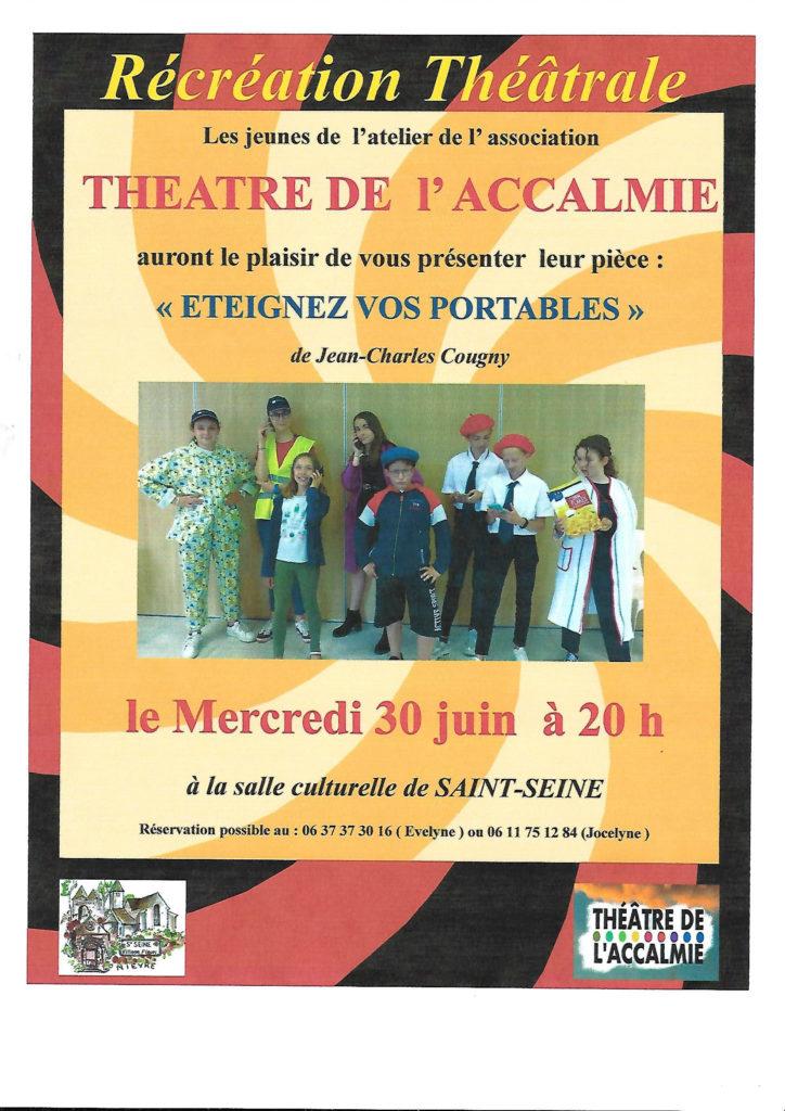 affiche St Seine